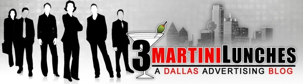 3 Martini Lunches