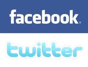 facebook-and-twitter-logo